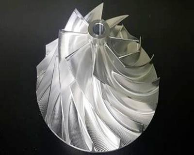 航空铝合金叶轮